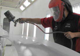 Auto Refinishing Services
